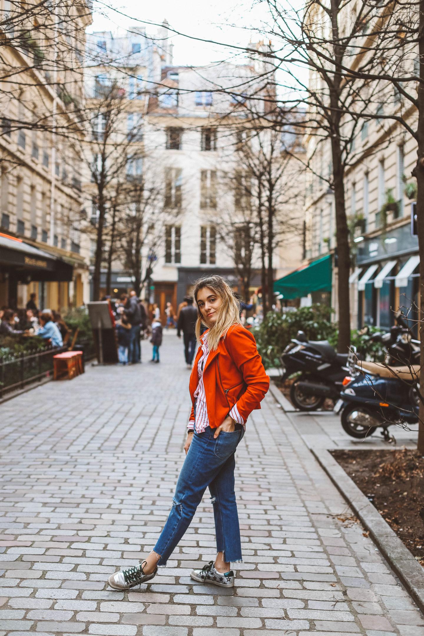 Visiter Paris Le Marais - Blondie Baby blog mode et voyages