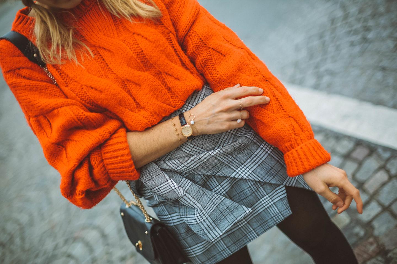 Montre Cluse - Blondie Baby blog mode et voyages