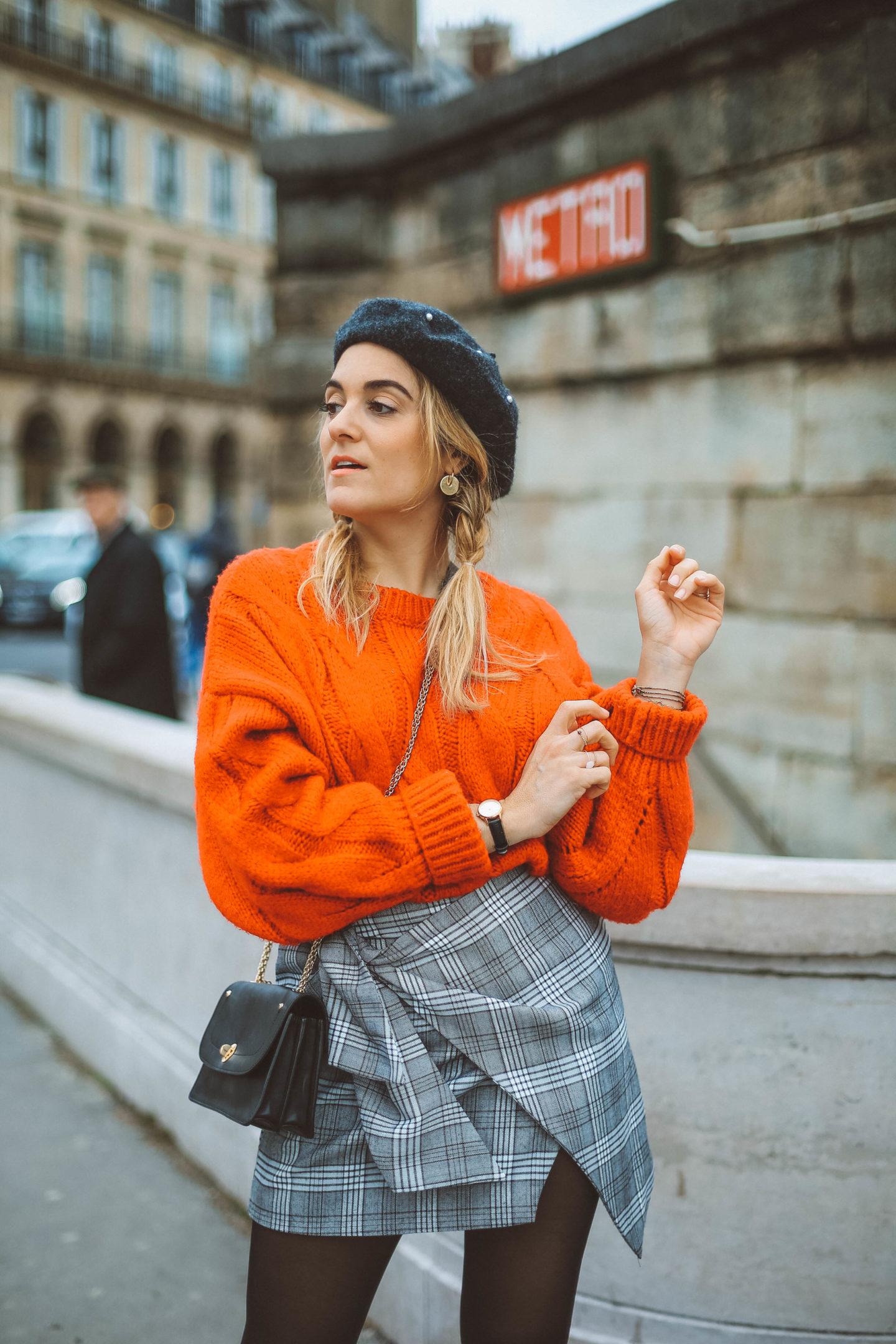 Bérêt Primark - Blondie Baby blog mode et voyages
