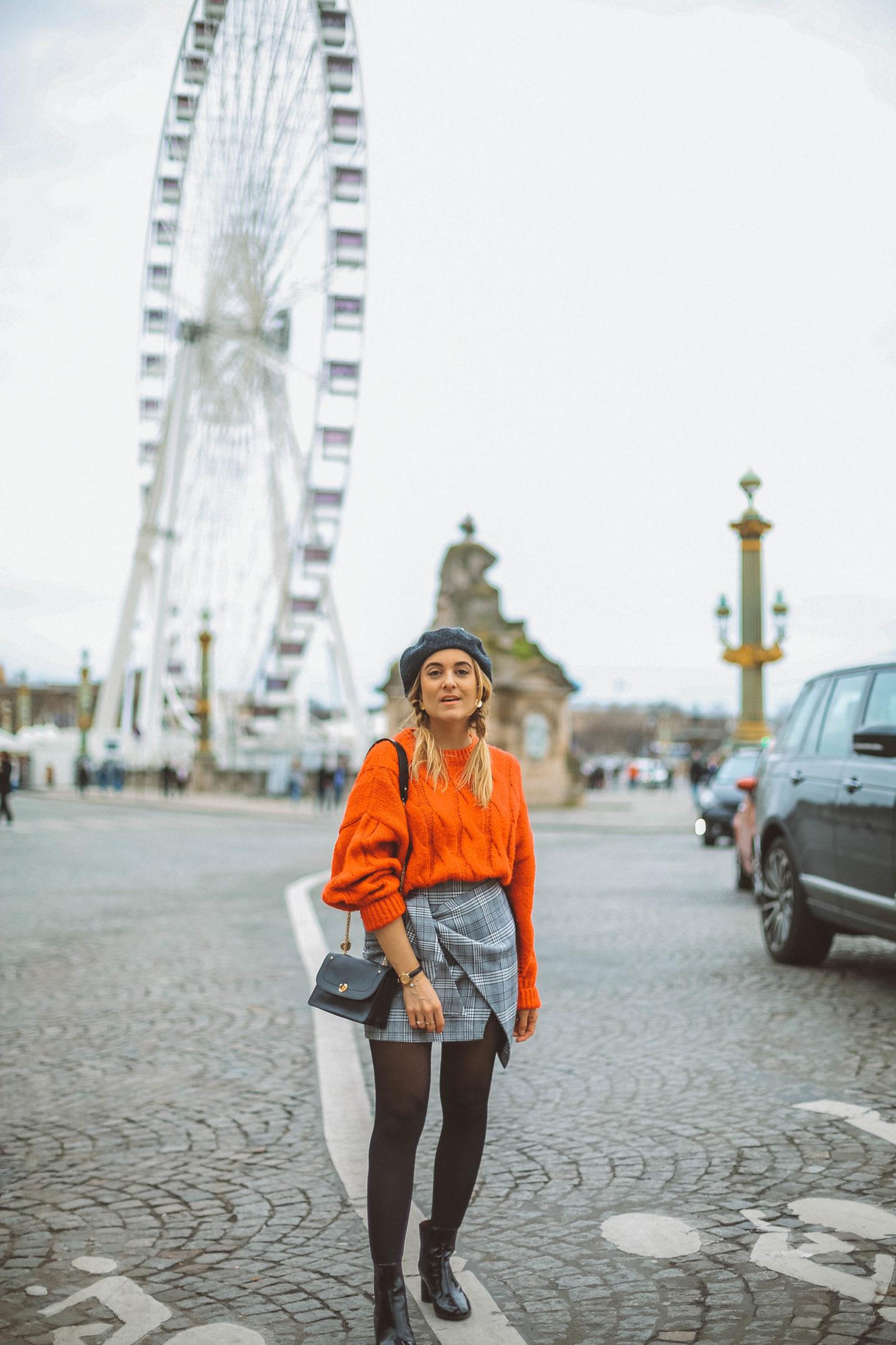 Streetstyle Paris - Blondie Baby blog mode et voyages
