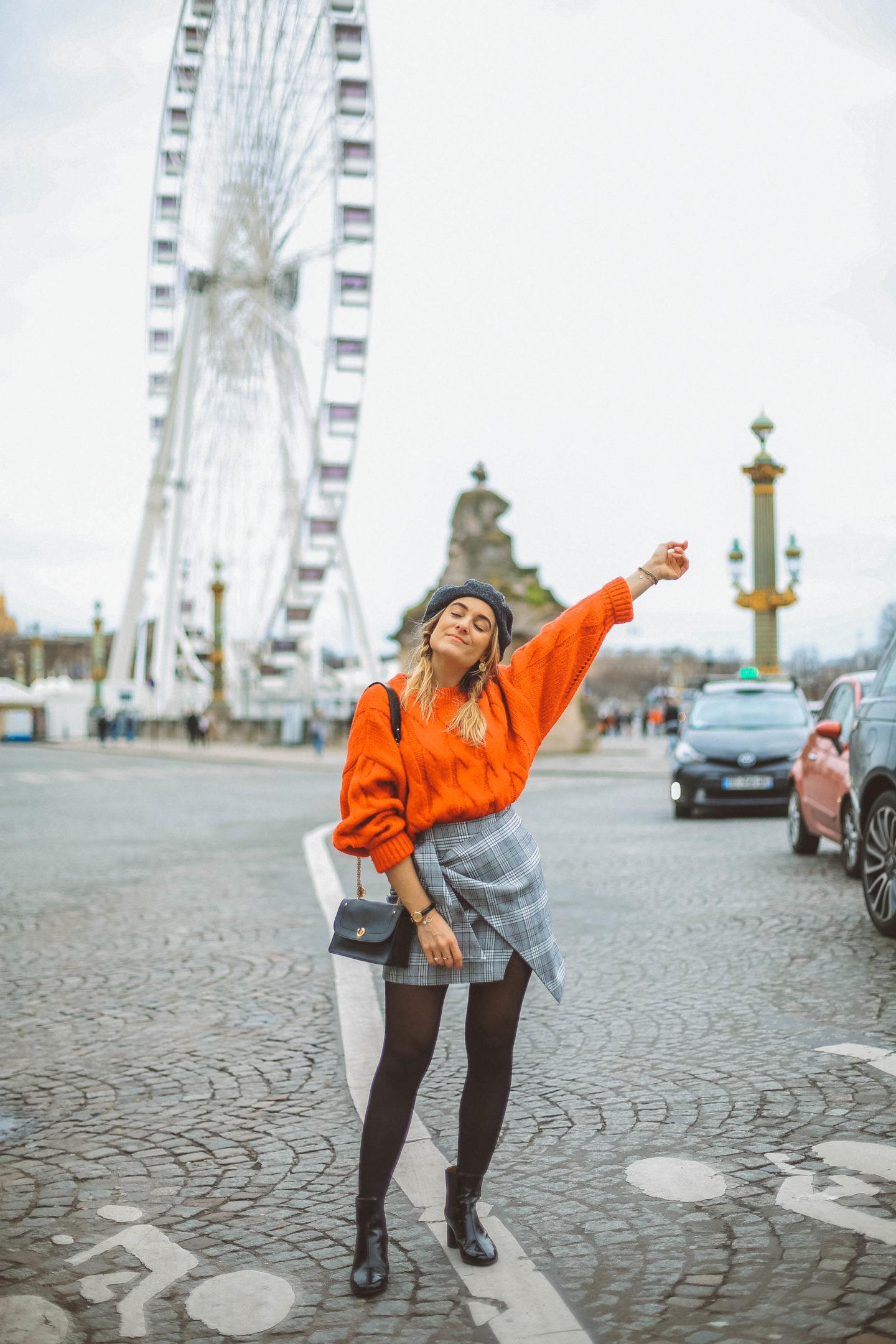 Place de la Concorde - Blondie Baby blog mode et voyages