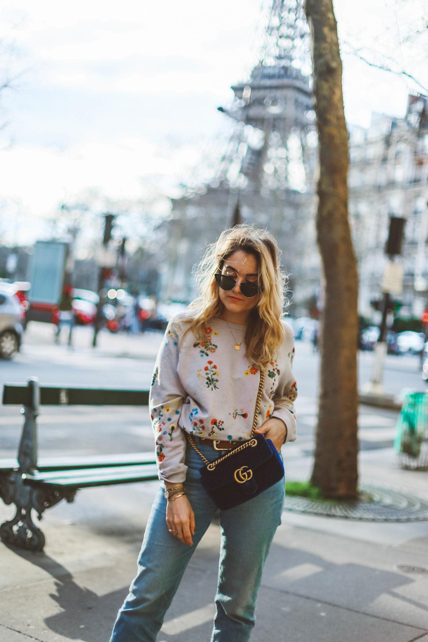Sac Gucci - Blondie Baby blog mode et voyages