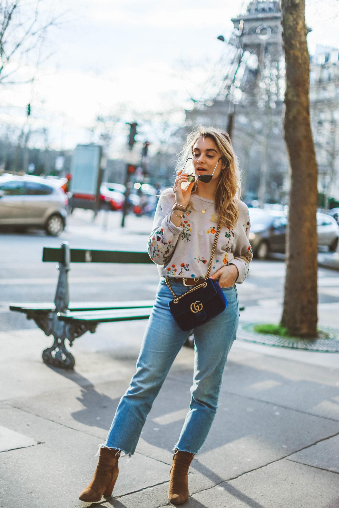 Pull Leon & Harper - Blondie Baby blog mode et voyages
