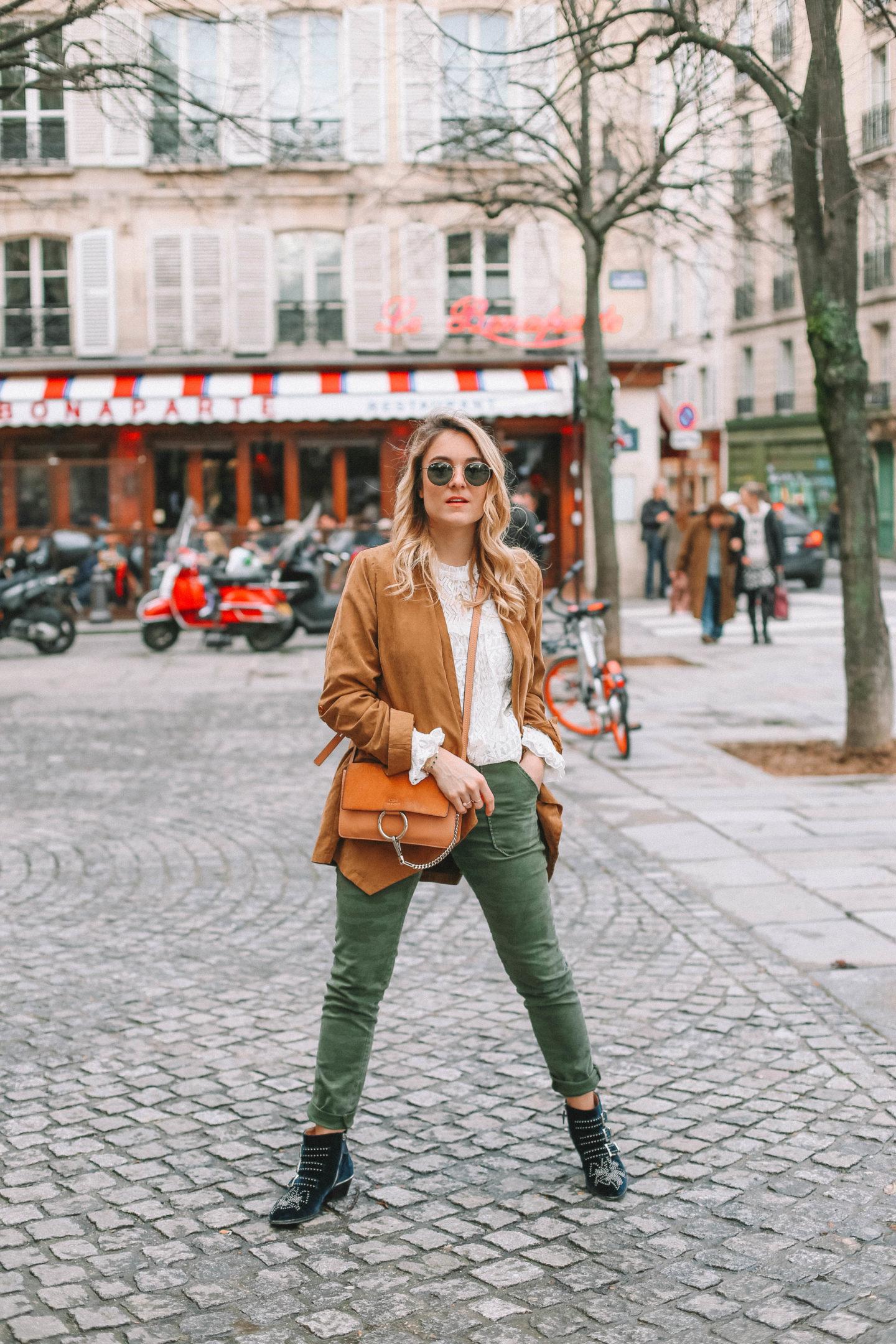 Saint-Germain-des-près Paris - Blondie Baby blog mode et voyages