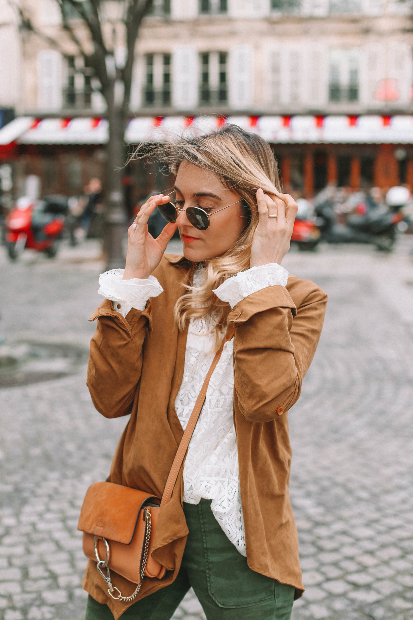 Blouse Bohème Suncoo - Blondie Baby blog mode et voyages
