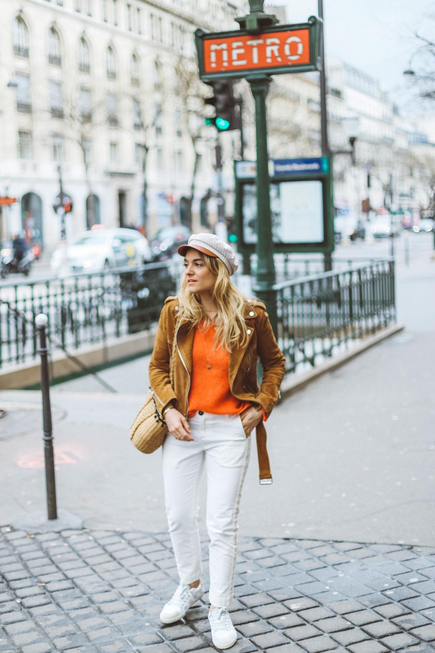 Sézane Paris - Blondie Baby blog mode et voyages