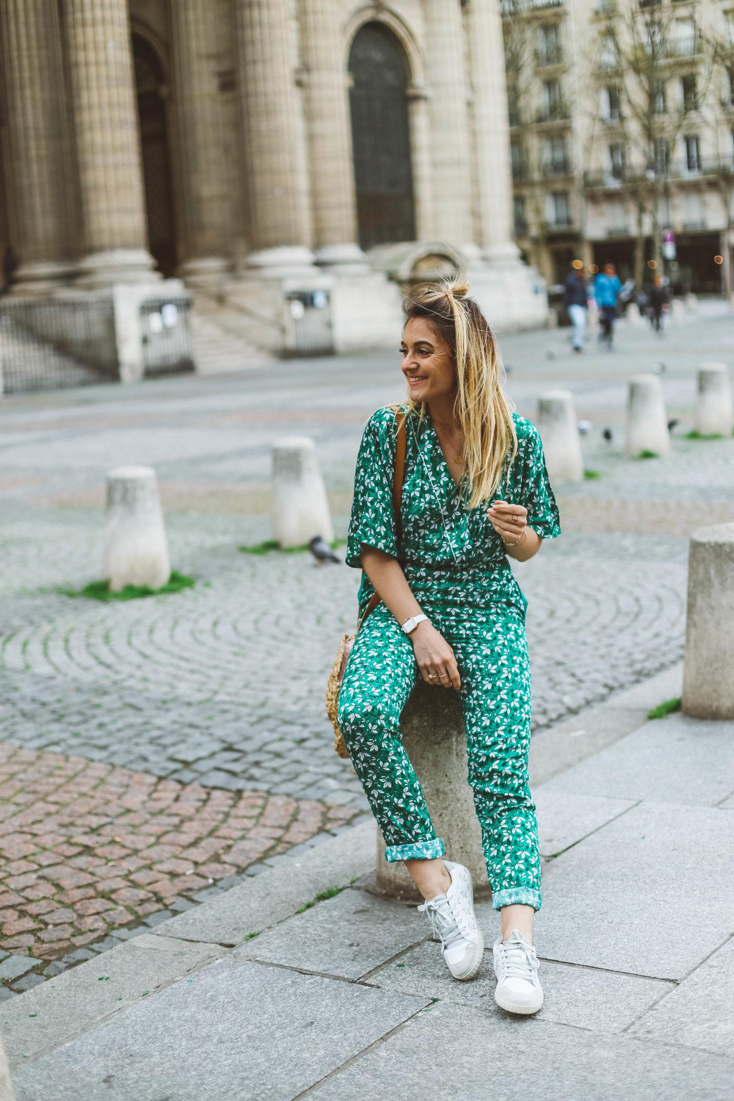 Sneakers Ash - Blondie Baby blog Paris mode et voyages