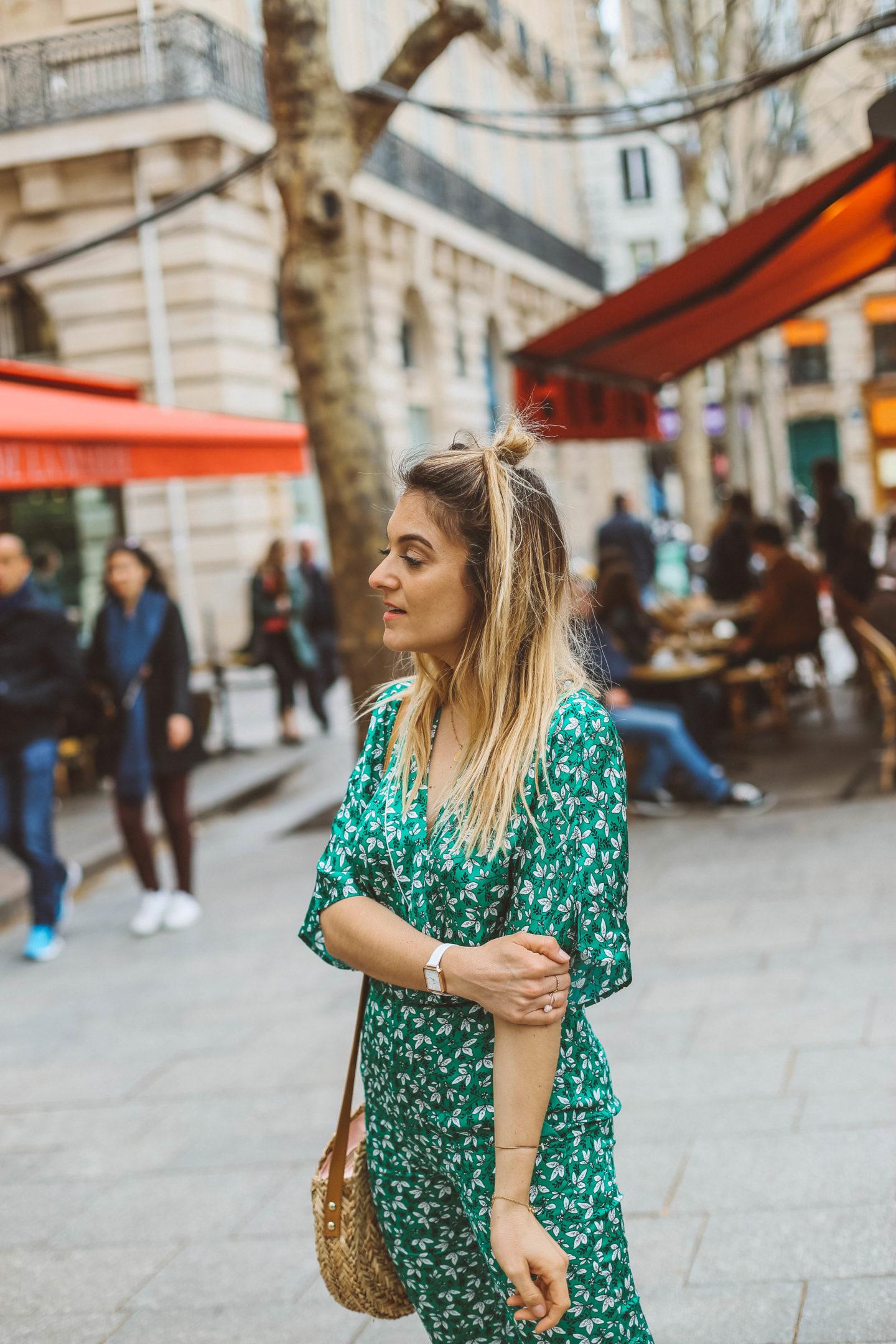 Combinaison Idano Paris - Blondie Baby blog Paris mode et voyages