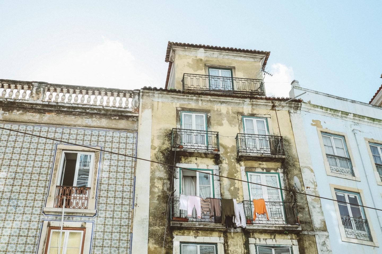 Architecture Lisbonne - Blondie Baby blog mode Paris et voyages