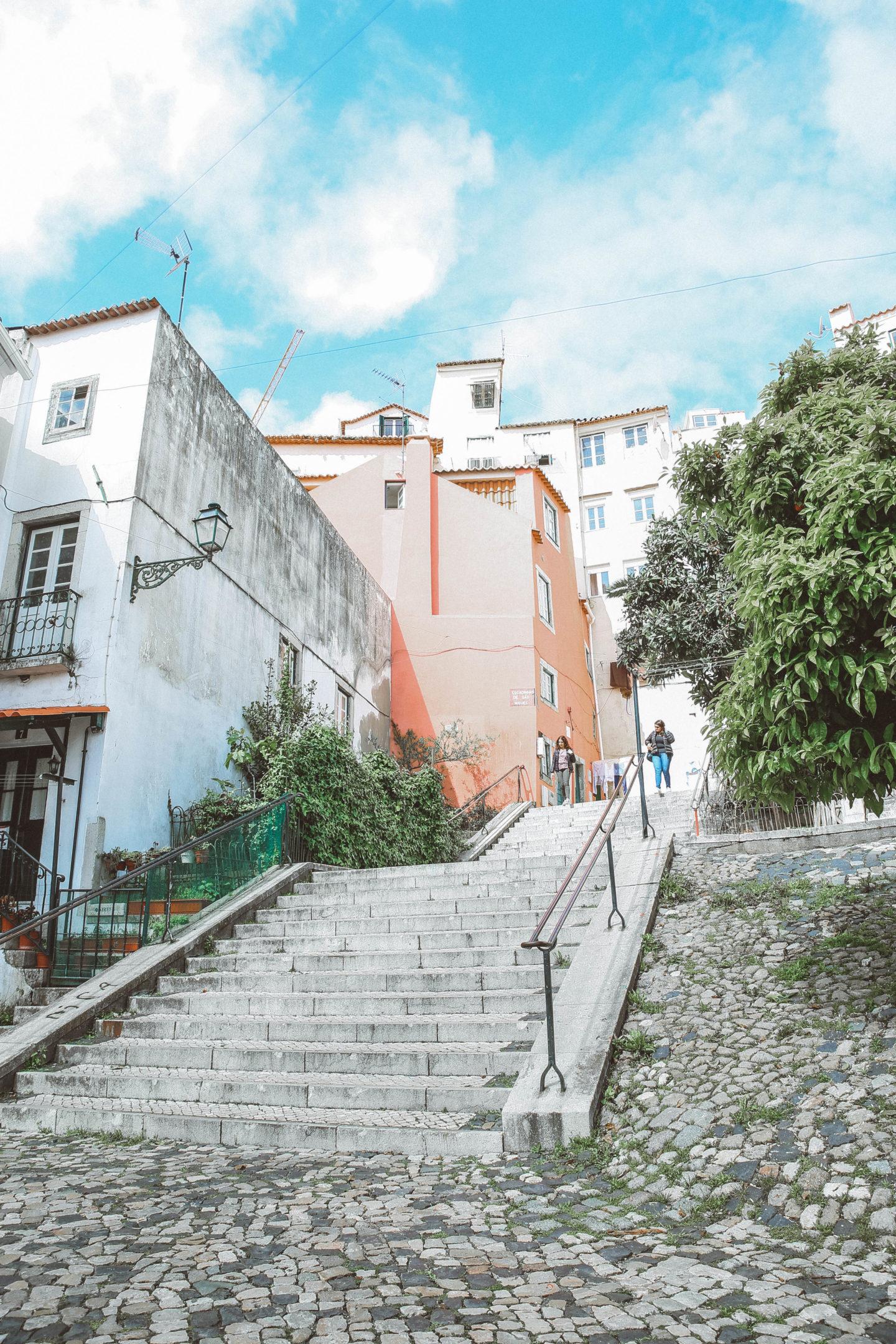 Lisbonne, Portugal - Blondie Baby blog mode Paris et voyages