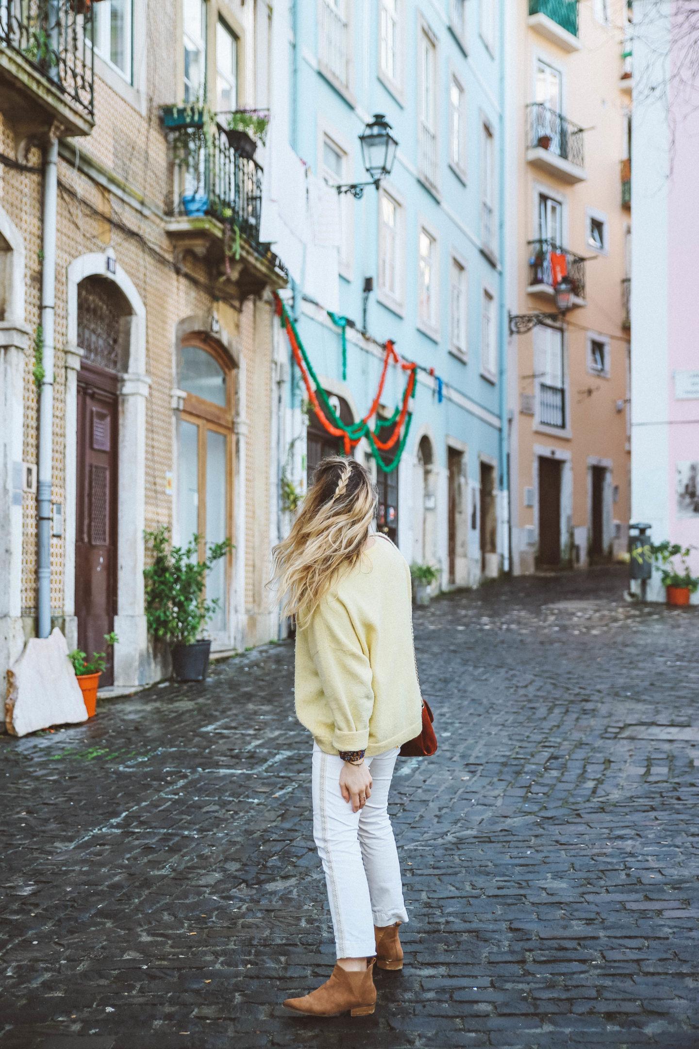 Pull American Vintage - Blondie Baby blog mode Paris et voyages