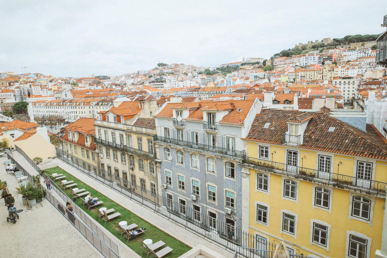 Visiter Lisbonne - Blondie Baby blog mode Paris et voyages