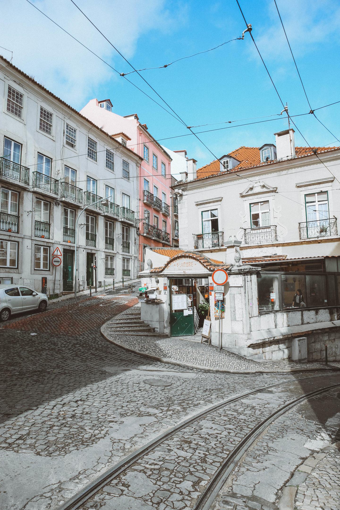 Tourisme Lisbonne - Blondie Baby blog mode Paris et voyages