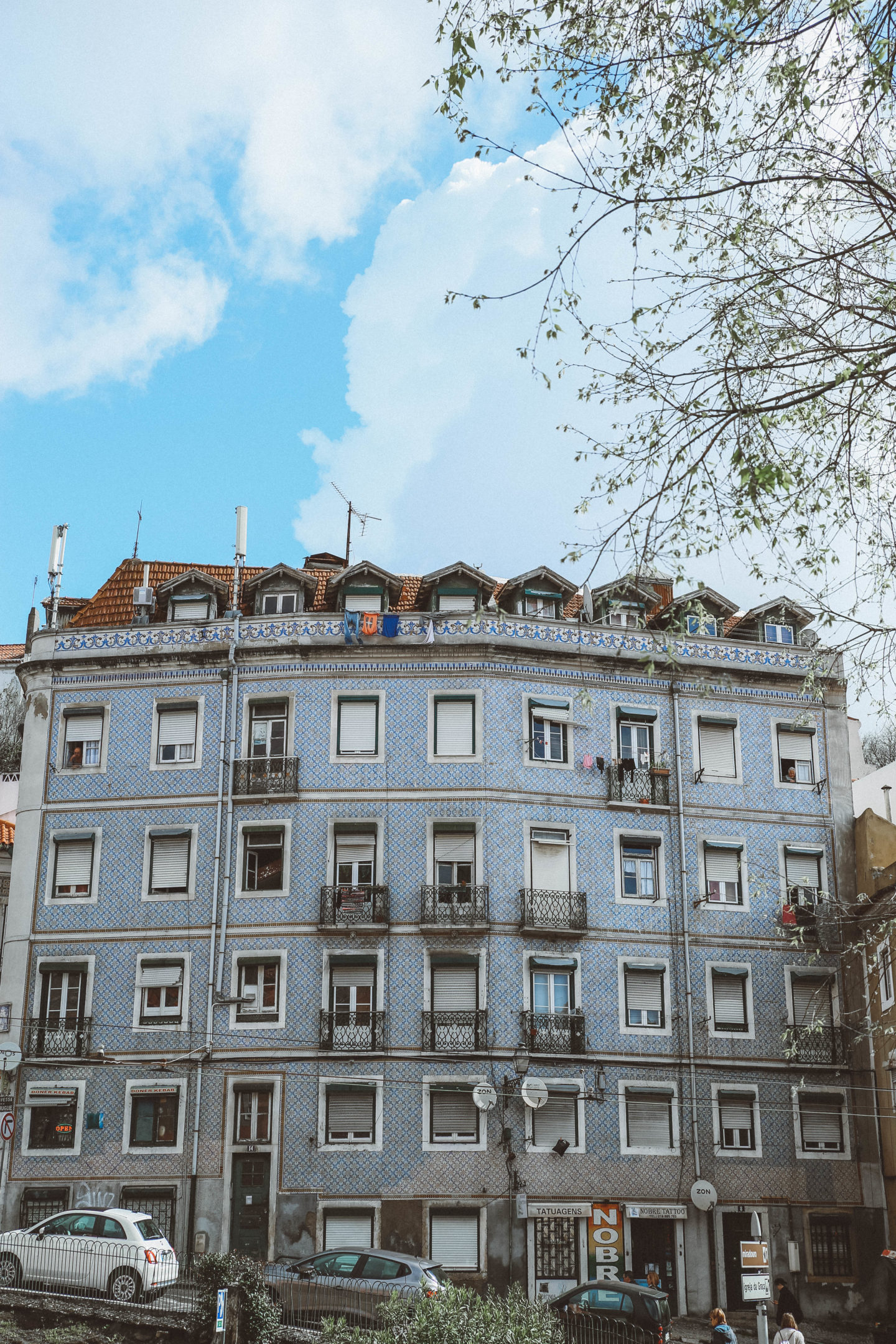 Azulejos Lisbonne - Blondie Baby blog mode Paris et voyages