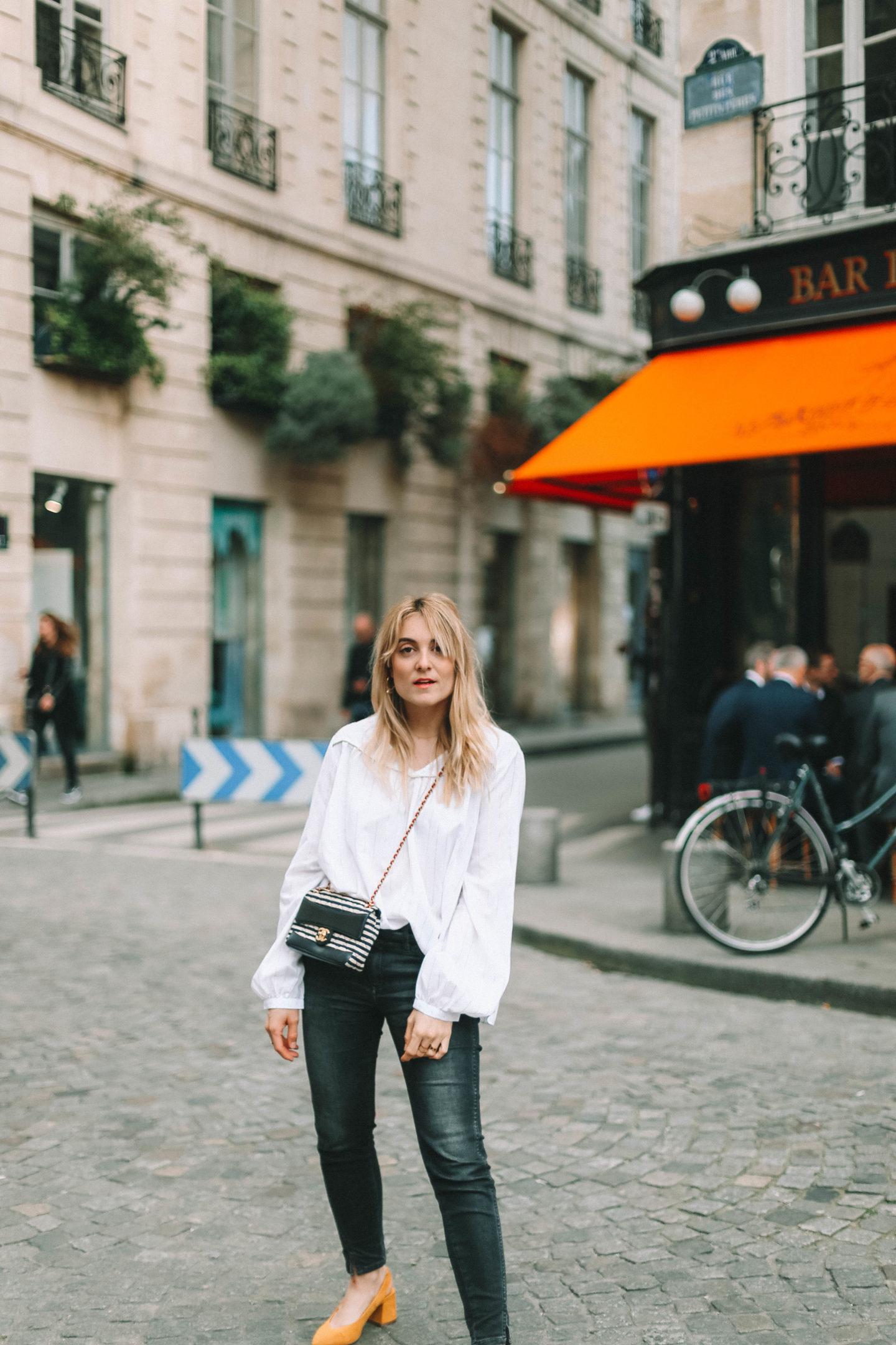 Jeans Reiko - Blondie Baby blog mode Paris et voyages