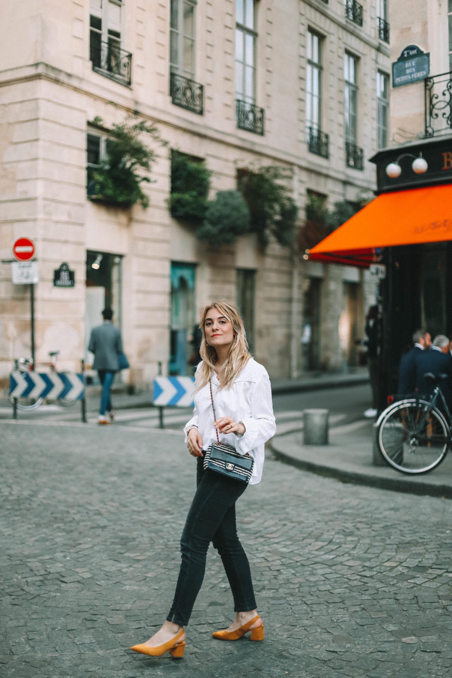 Reiko Jeans - Blondie Baby blog mode Paris et voyages