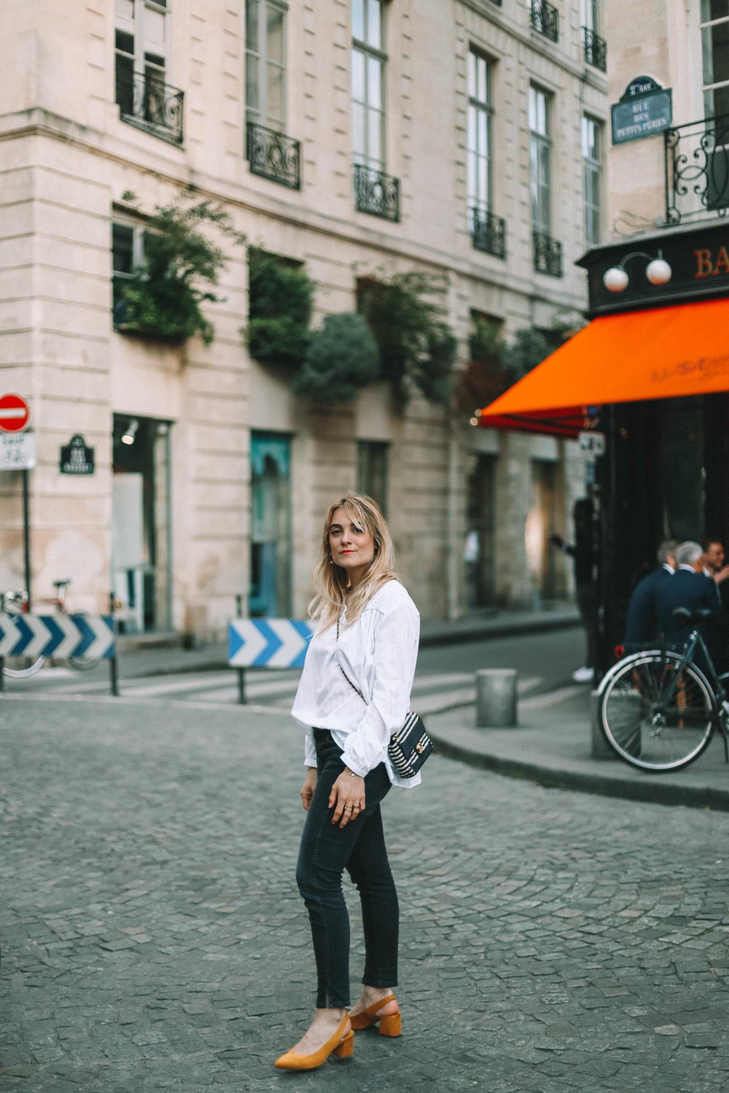 Blog mode Paris - Blondie Baby blog mode Paris et voyages
