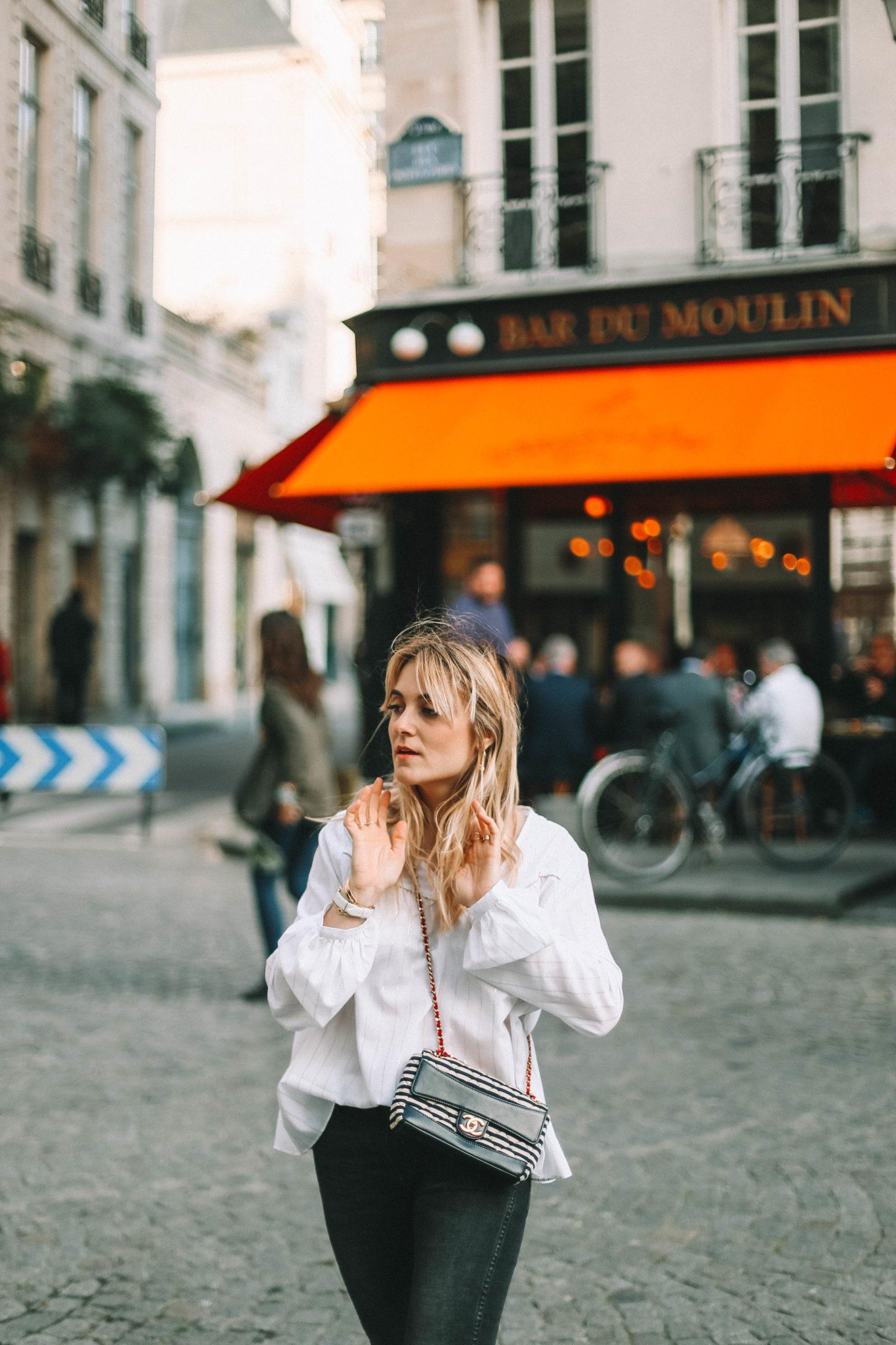 Anamour - Blondie Baby blog mode Paris et voyages