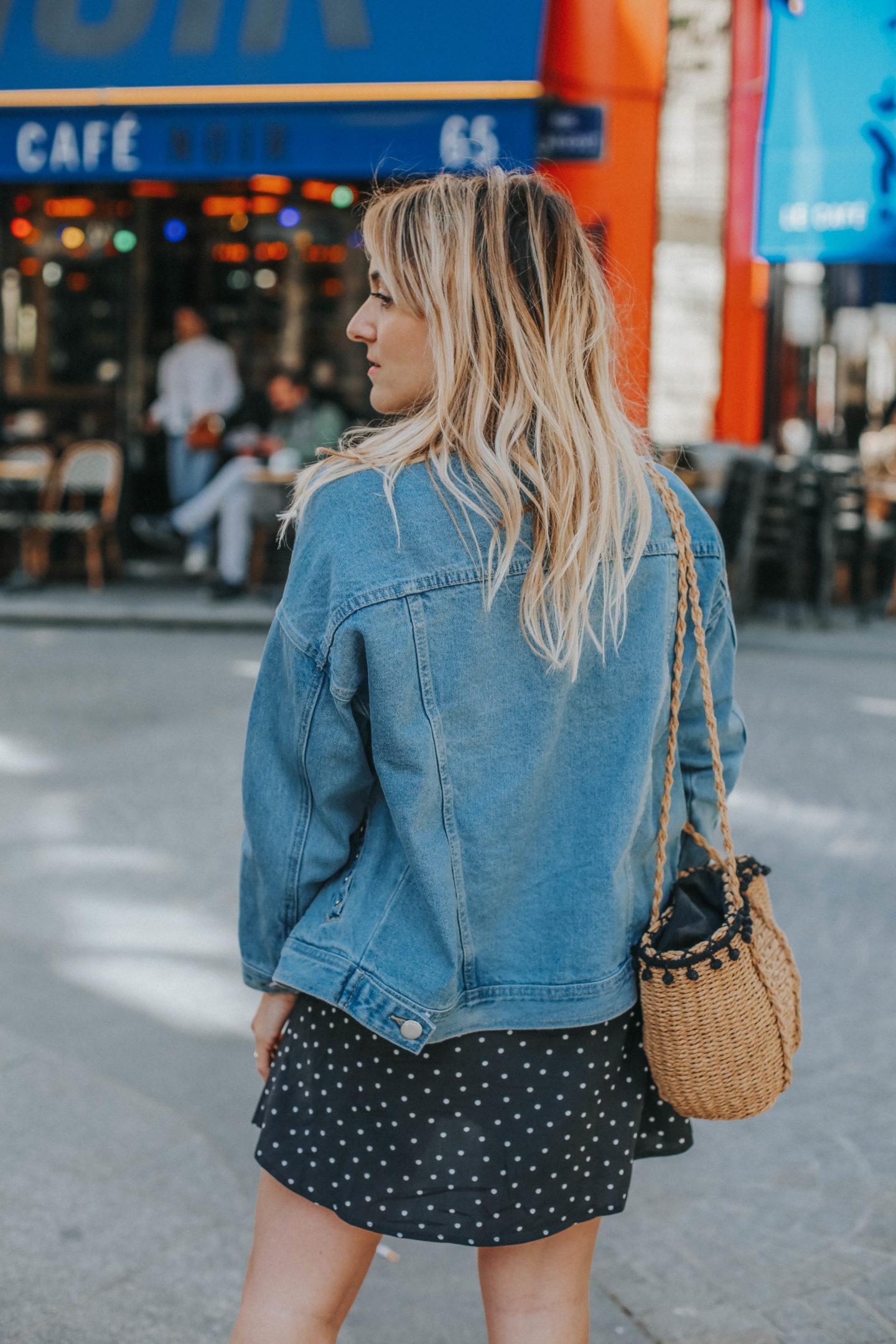 Panier MKT Studio - Blondie Baby blog mode Paris et voyages