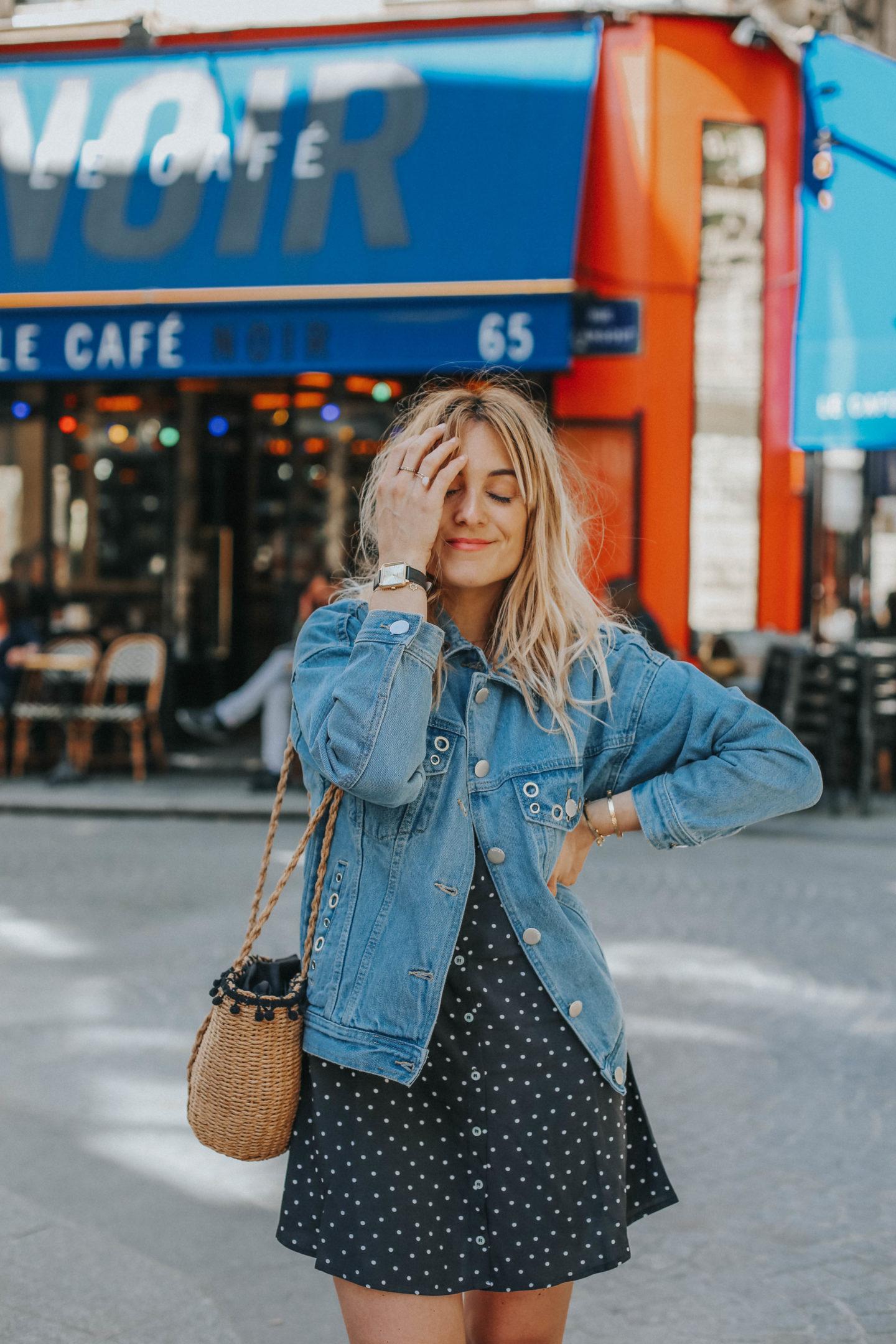 Montre Cluse - Blondie Baby blog mode Paris et voyages