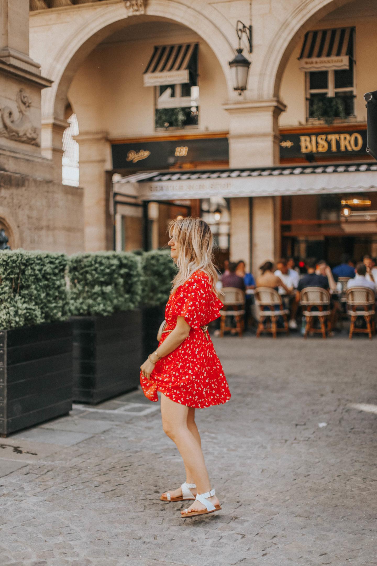 Vanessa Wu - Blondie Baby blog mode Paris et voyages