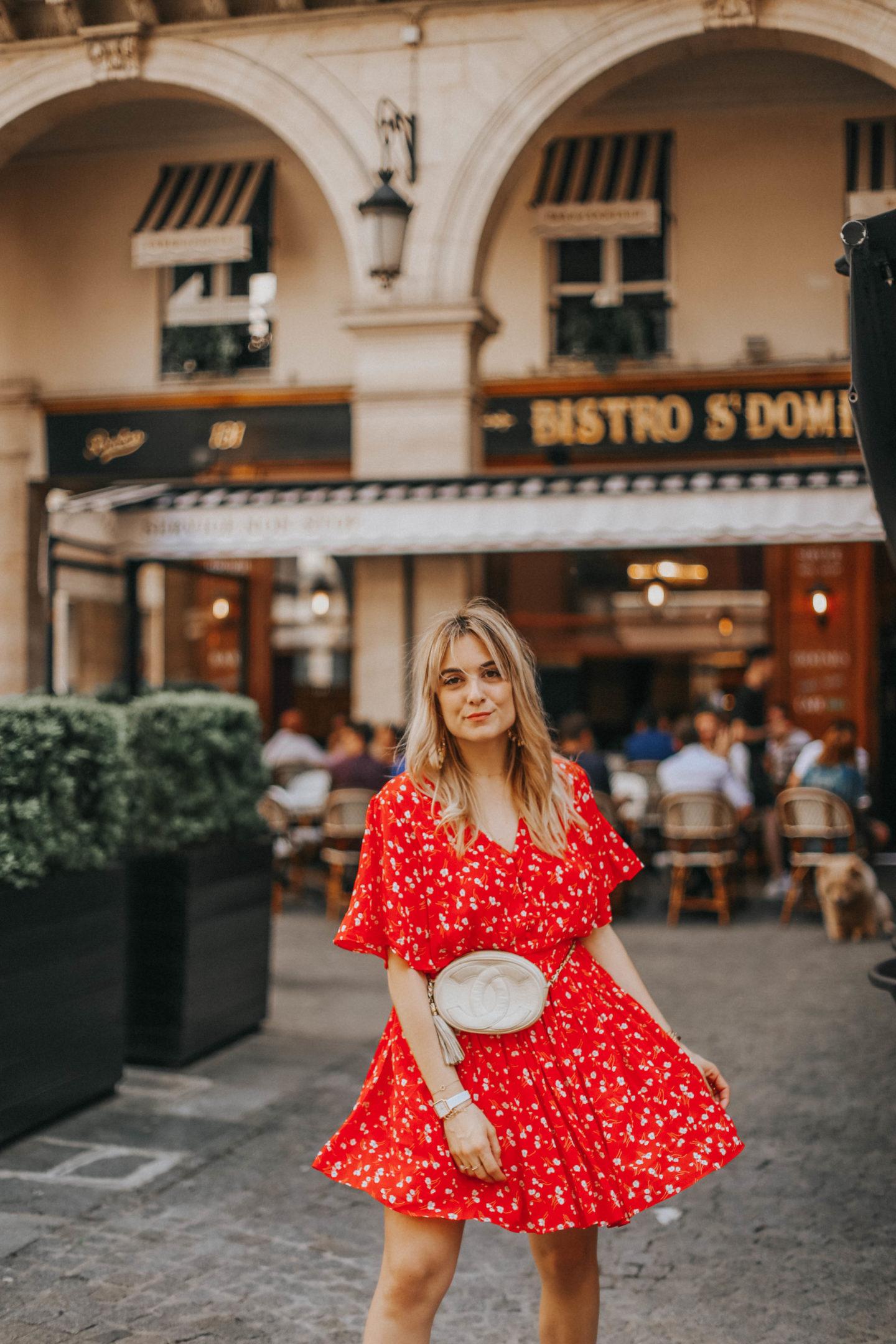 Idano - Blondie Baby blog mode Paris et voyages