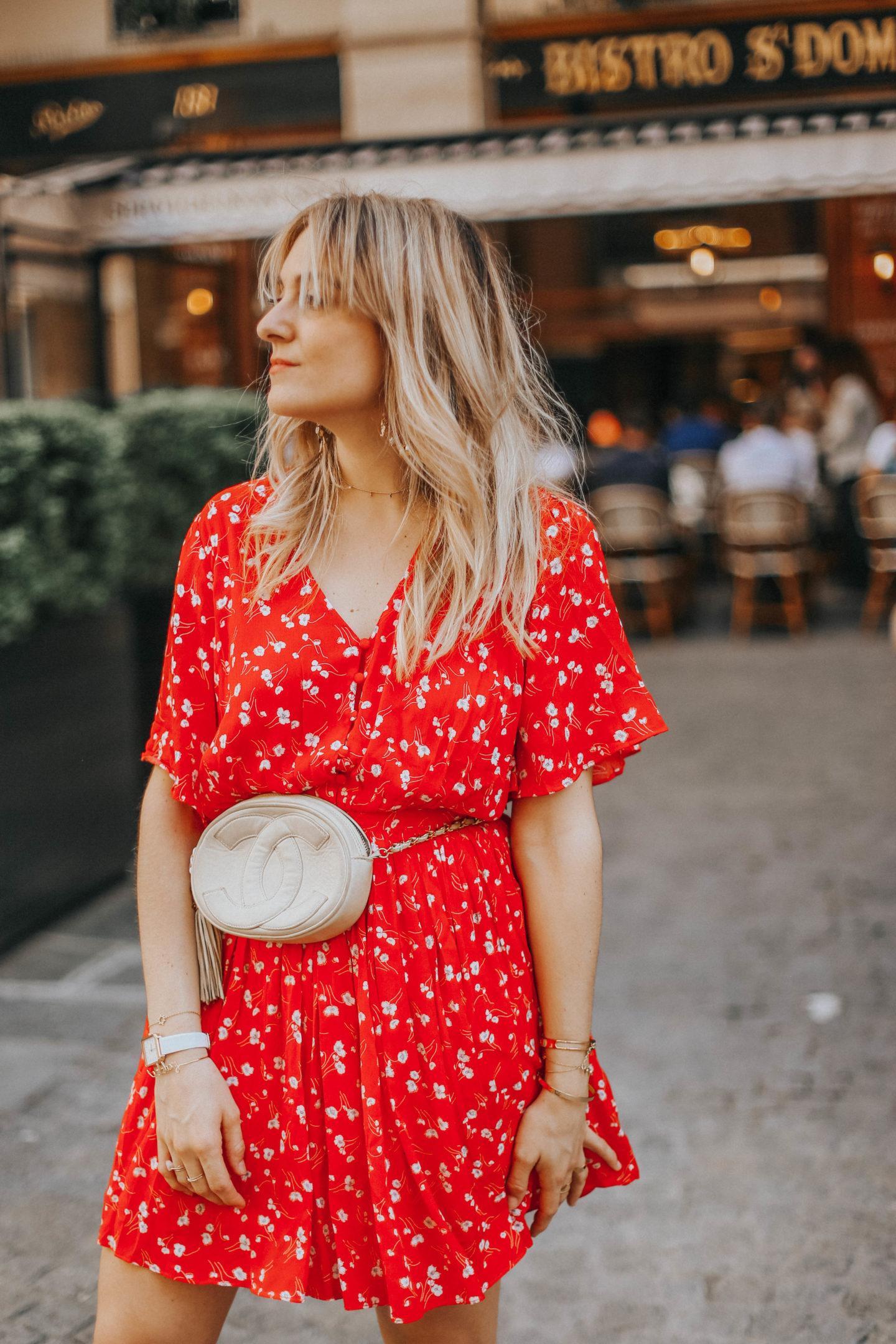 Cheveux blonds - Blondie Baby blog mode Paris et voyages