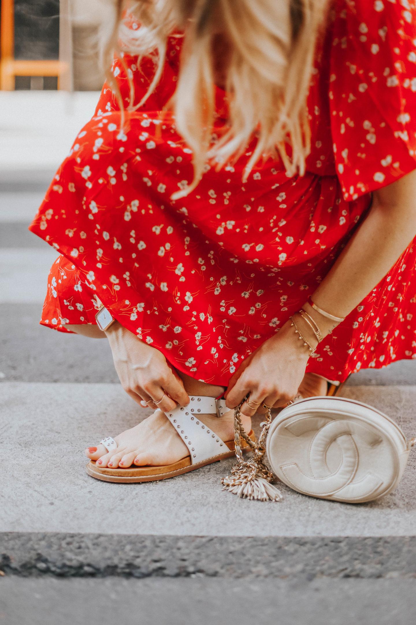 Chanel Vintage - Blondie Baby blog mode Paris et voyages