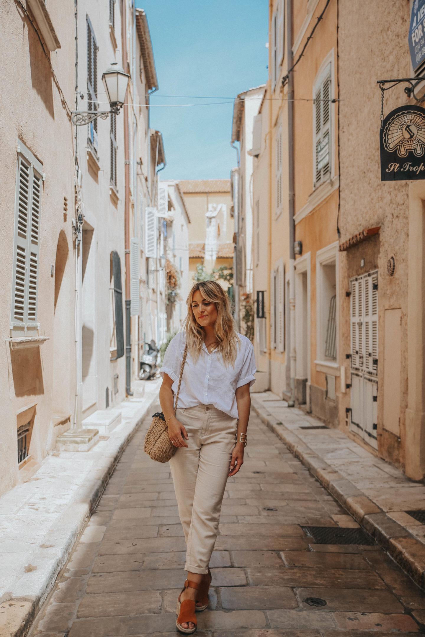 Gap - Blondie Baby blog mode Paris et voyages