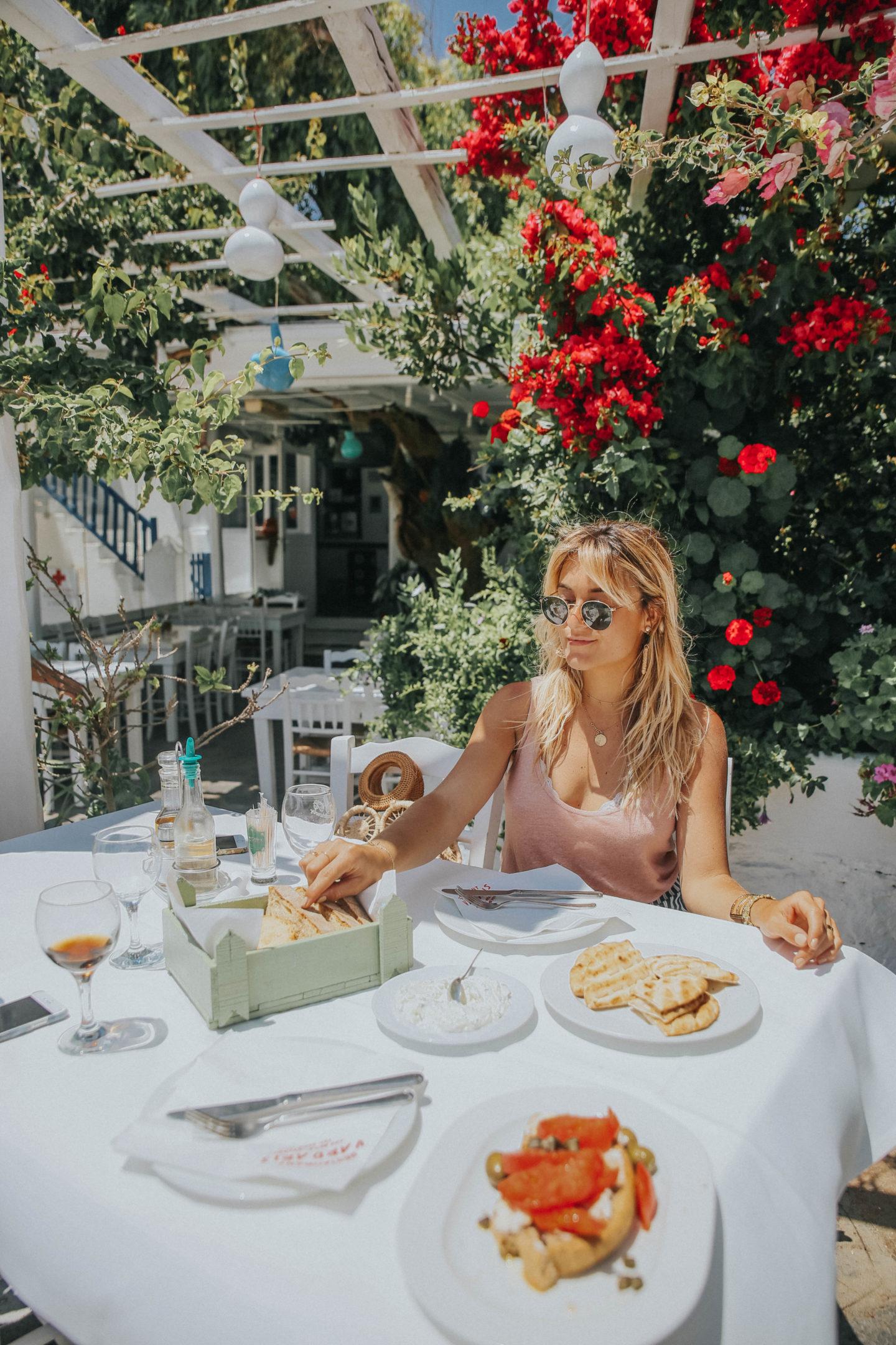 Ano Mera, Mykonos - Blondie Baby blog mode et voyages