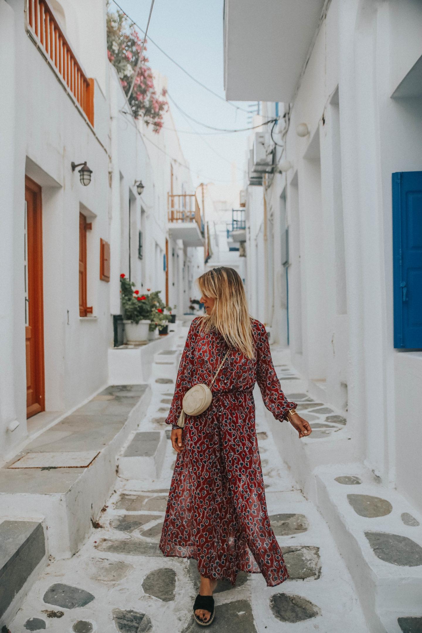 Robe IKKS - Blondie Baby blog mode et voyages