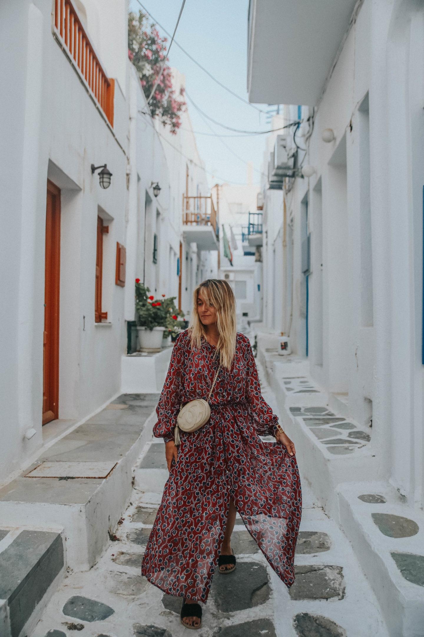 Sac Chanel vintage - Blondie Baby blog mode et voyages