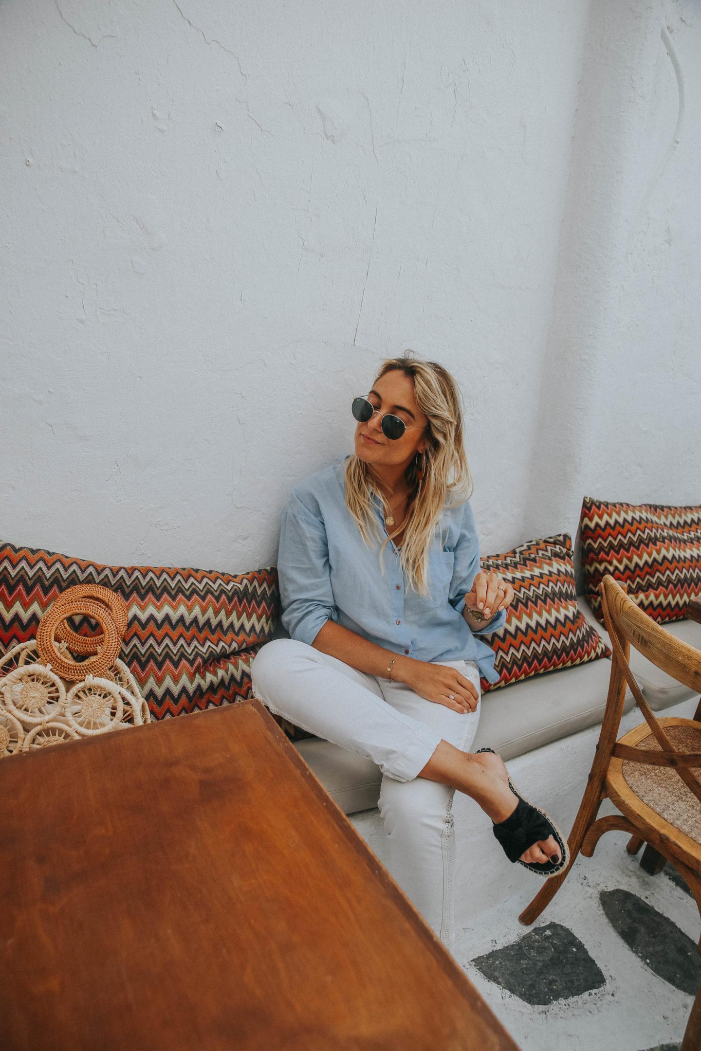 Mykonos - Blondie Baby blog mode et voyages