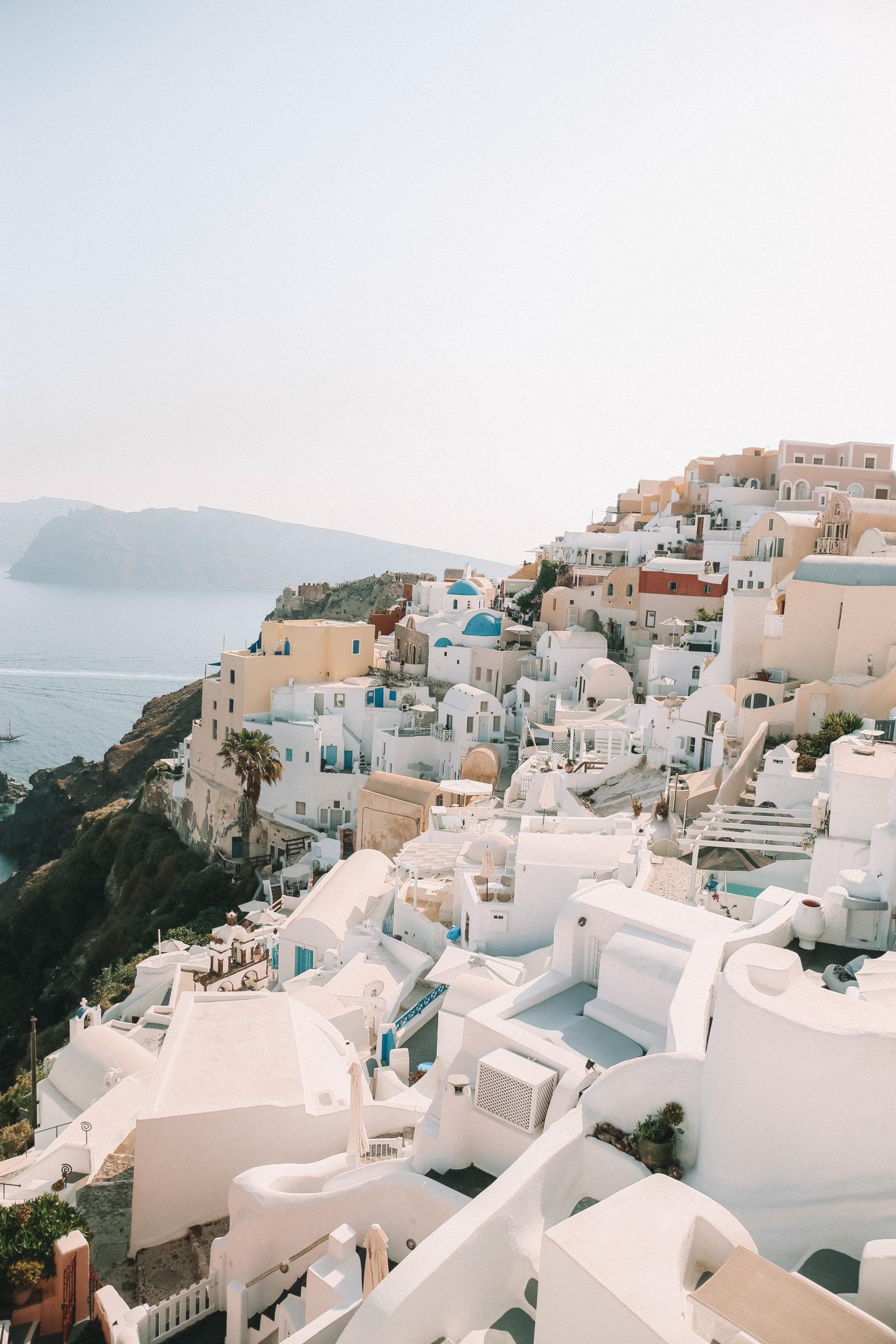 Que faire à Santorin - Blondie Baby blog mode et voyages