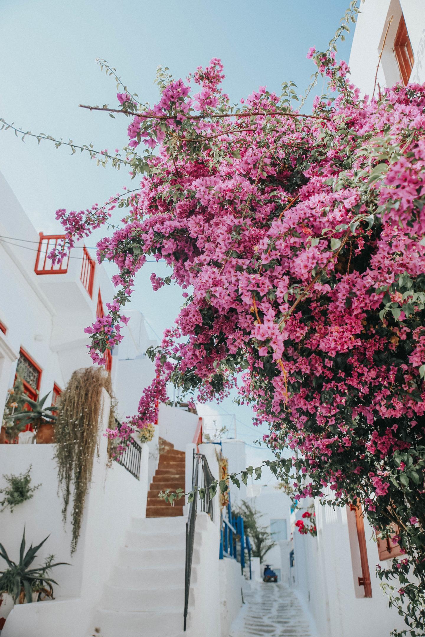 Visiter Mykonos - Blondie Baby blog mode et voyages