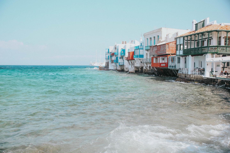 La petite Venise, Mykonos - Blondie Baby blog mode et voyages