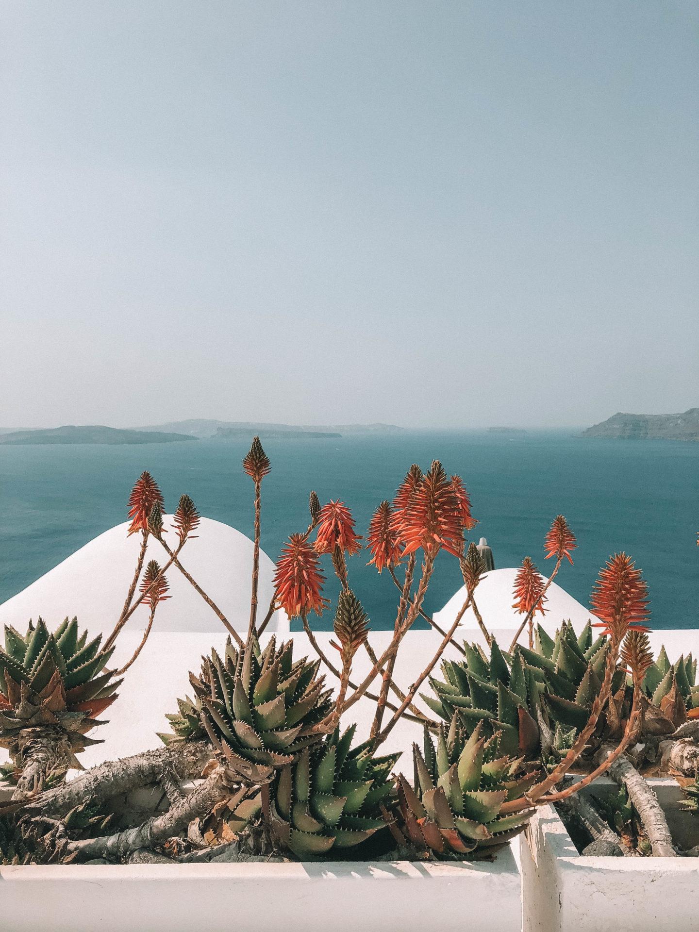 Santorini, Grèce - Blondie Baby blog mode et voyages