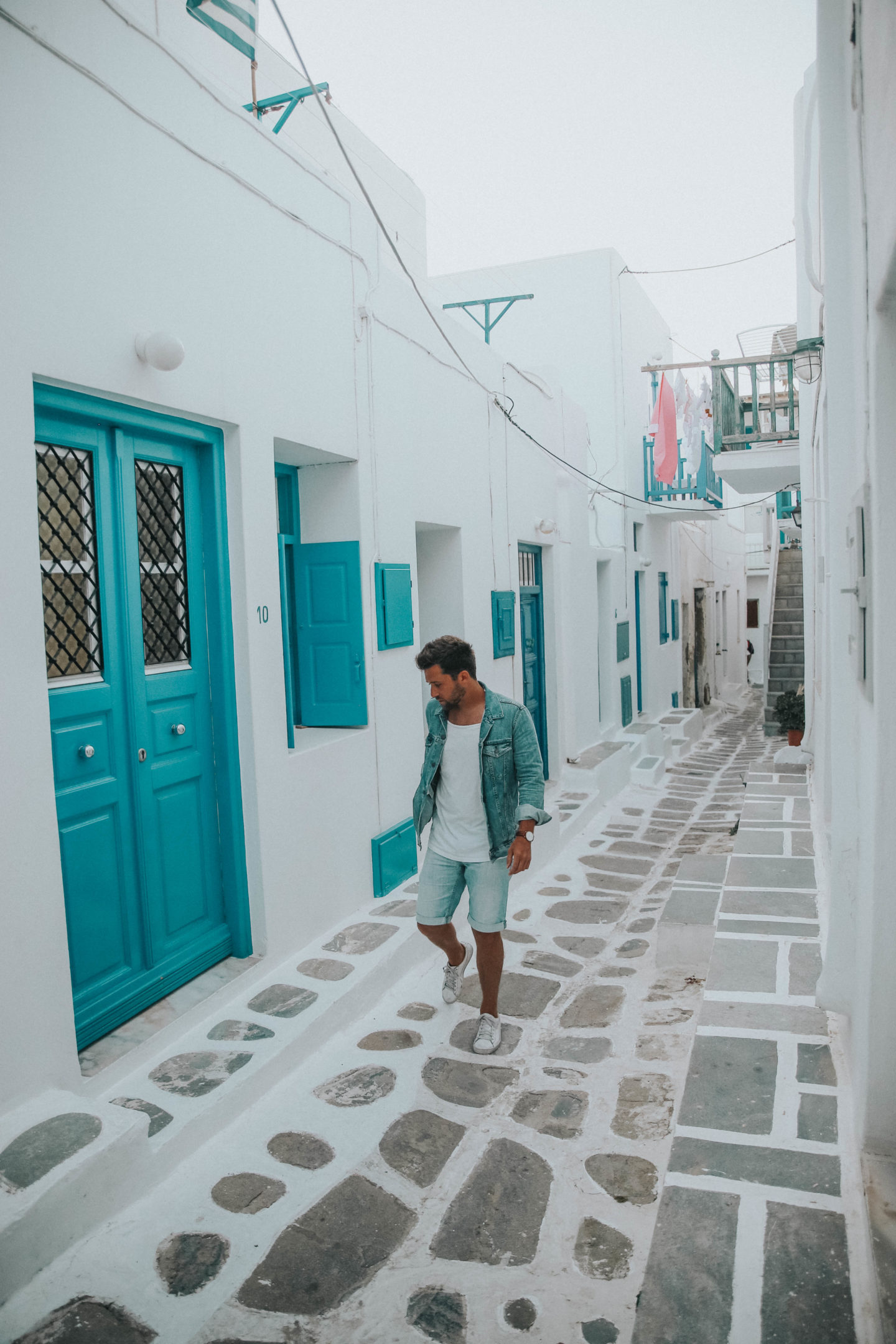 Visiter Mykonos, Grèce - Blondie Baby blog mode et voyages