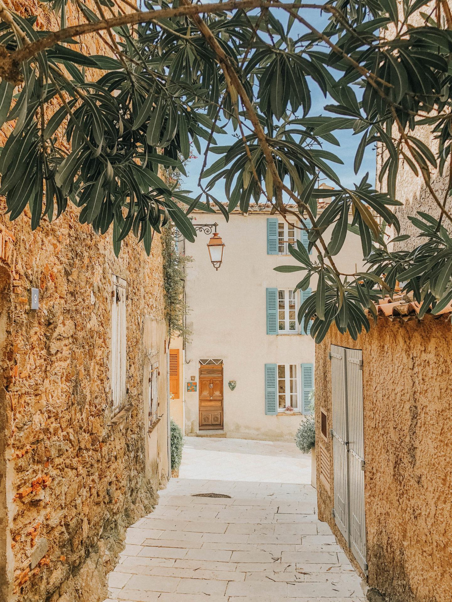 Visiter la Provence - Blondie Baby blog mode Paris et voyages