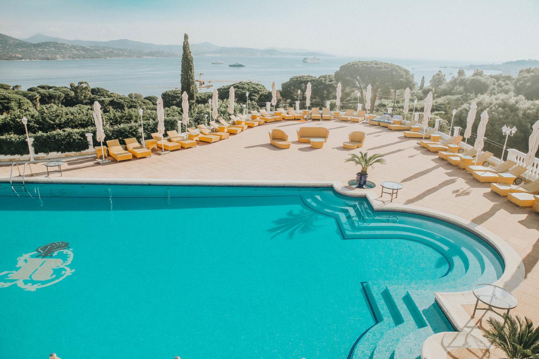 Villa Belrose Saint-Tropez - Blondie Baby blog mode Paris et voyages