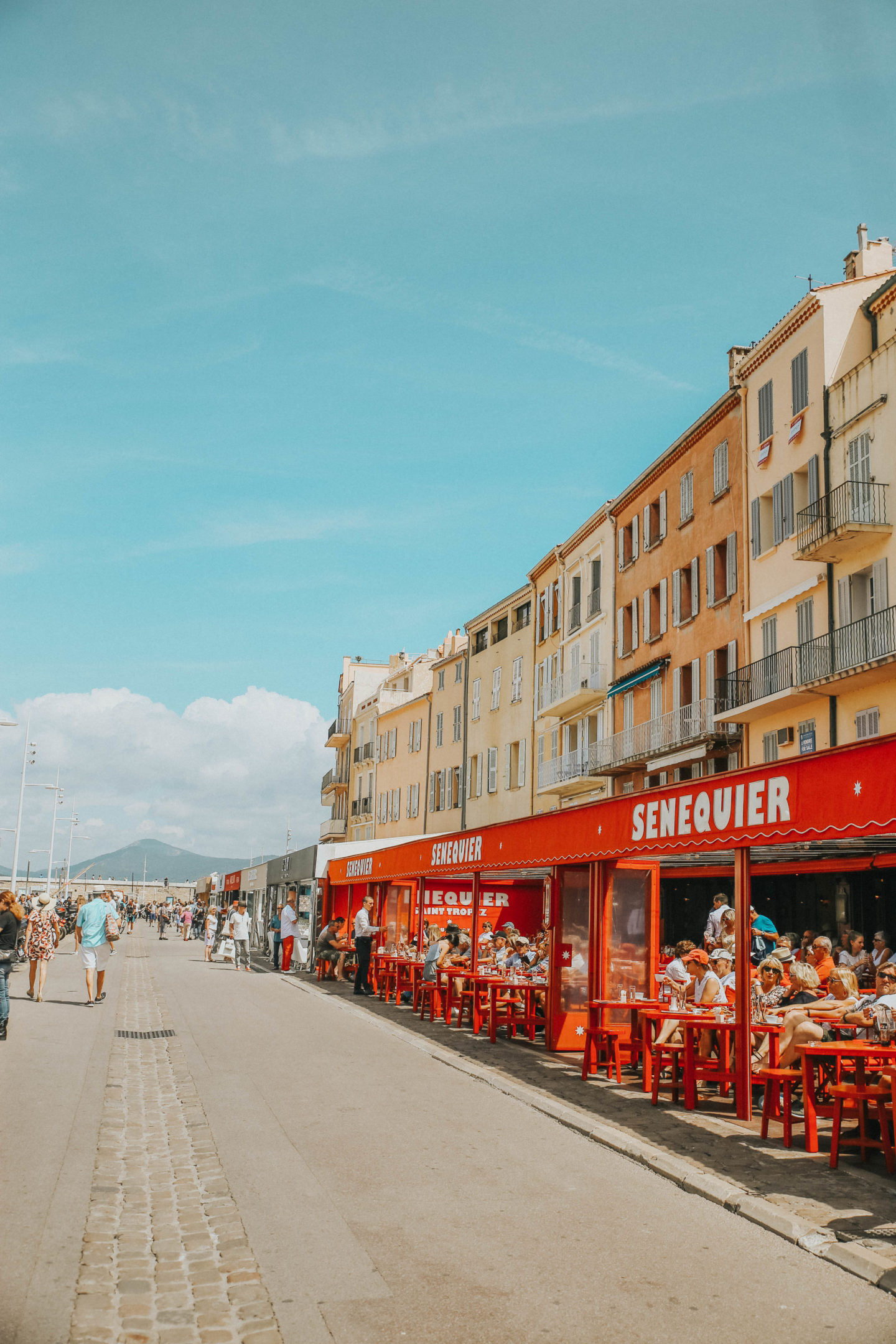 Port de Saint-Tropez - Blondie Baby blog mode Paris et voyages