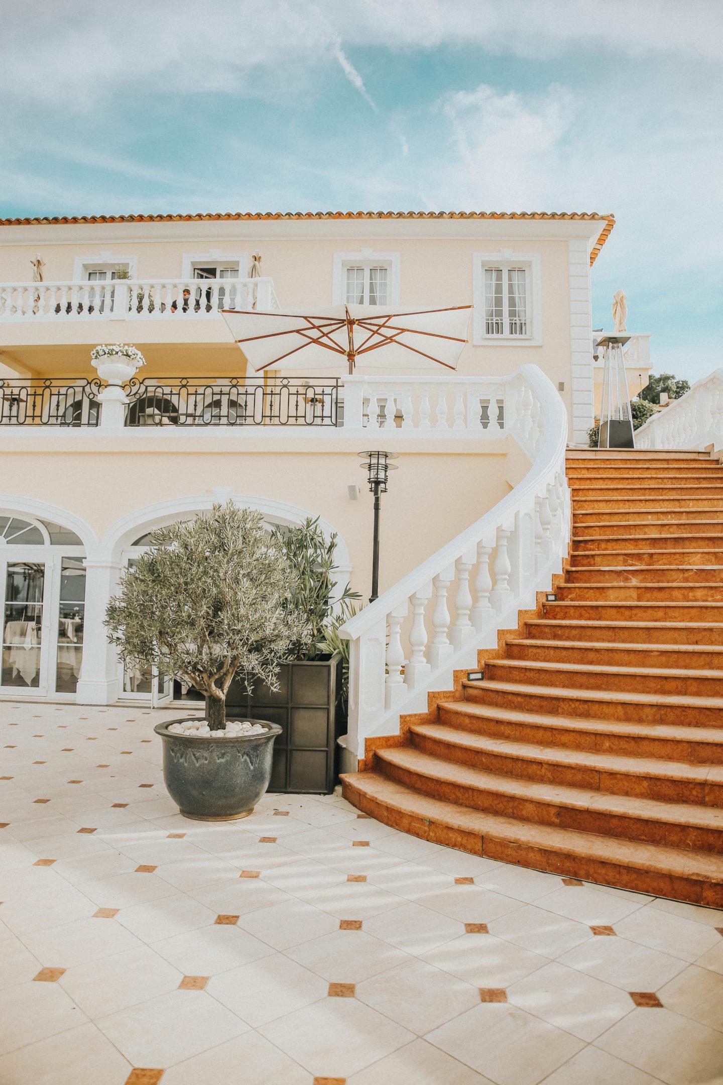 Hotel La Villa Belrose - Blondie Baby blog mode Paris et voyages
