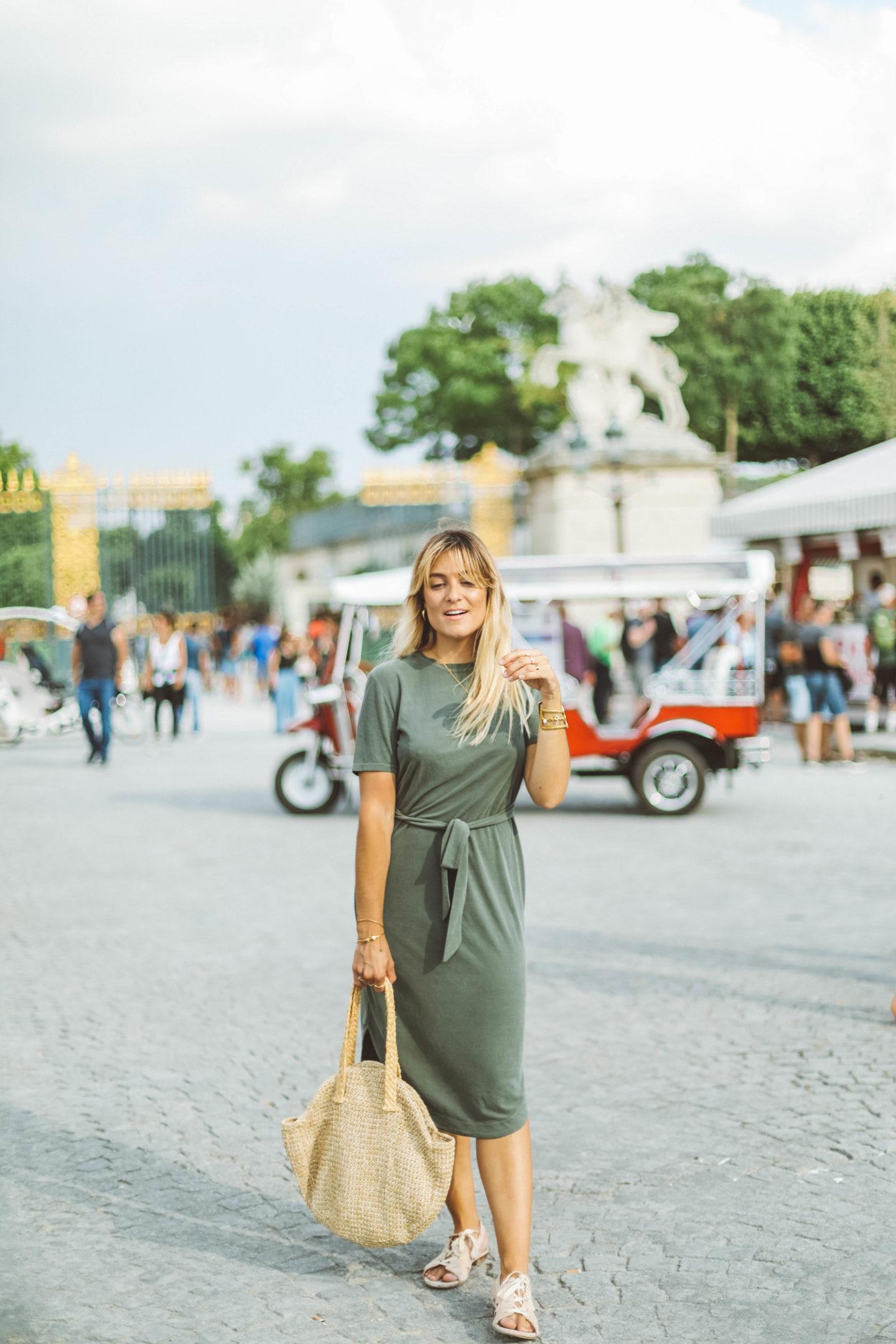 Sandales Sézane - Blondie Baby blog mode Paris et voyages