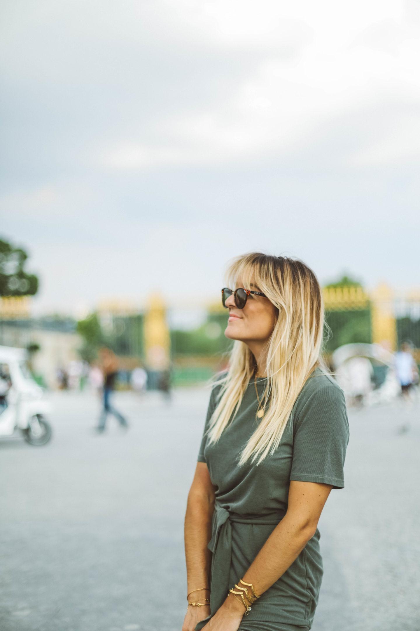 Robe Topshop - Blondie Baby blog mode Paris et voyages