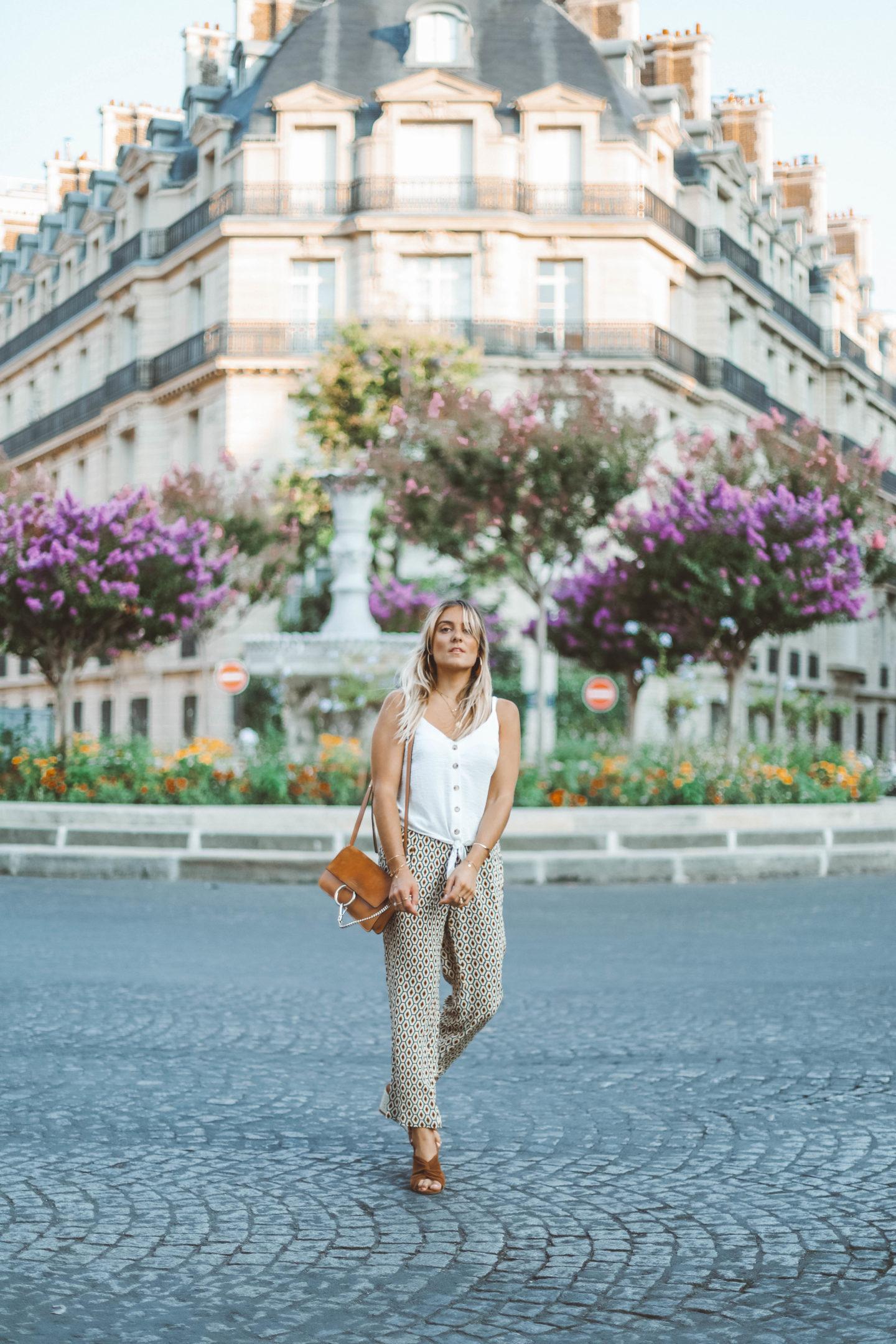 Sac Chloé - Blondie Baby blog mode Paris et voyages