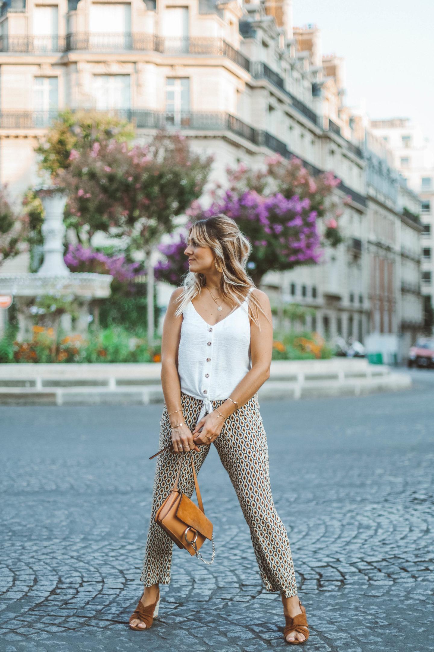 Avenue Montaigne Paris - Blondie Baby blog mode Paris et voyages