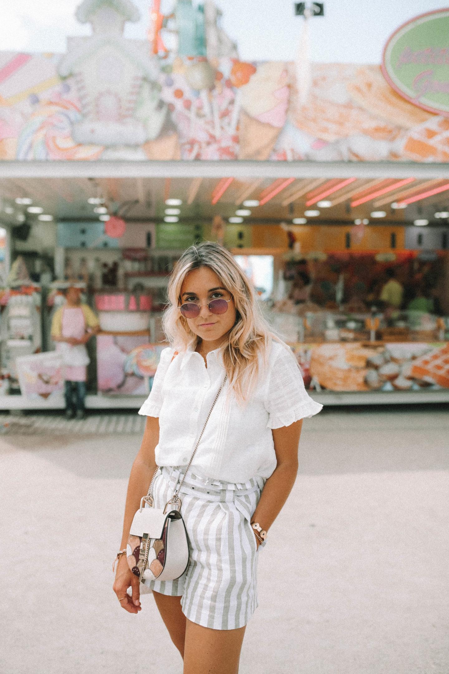 Blouse Bohème Balzac Paris - Blondie Baby blog mode et voyages Paris