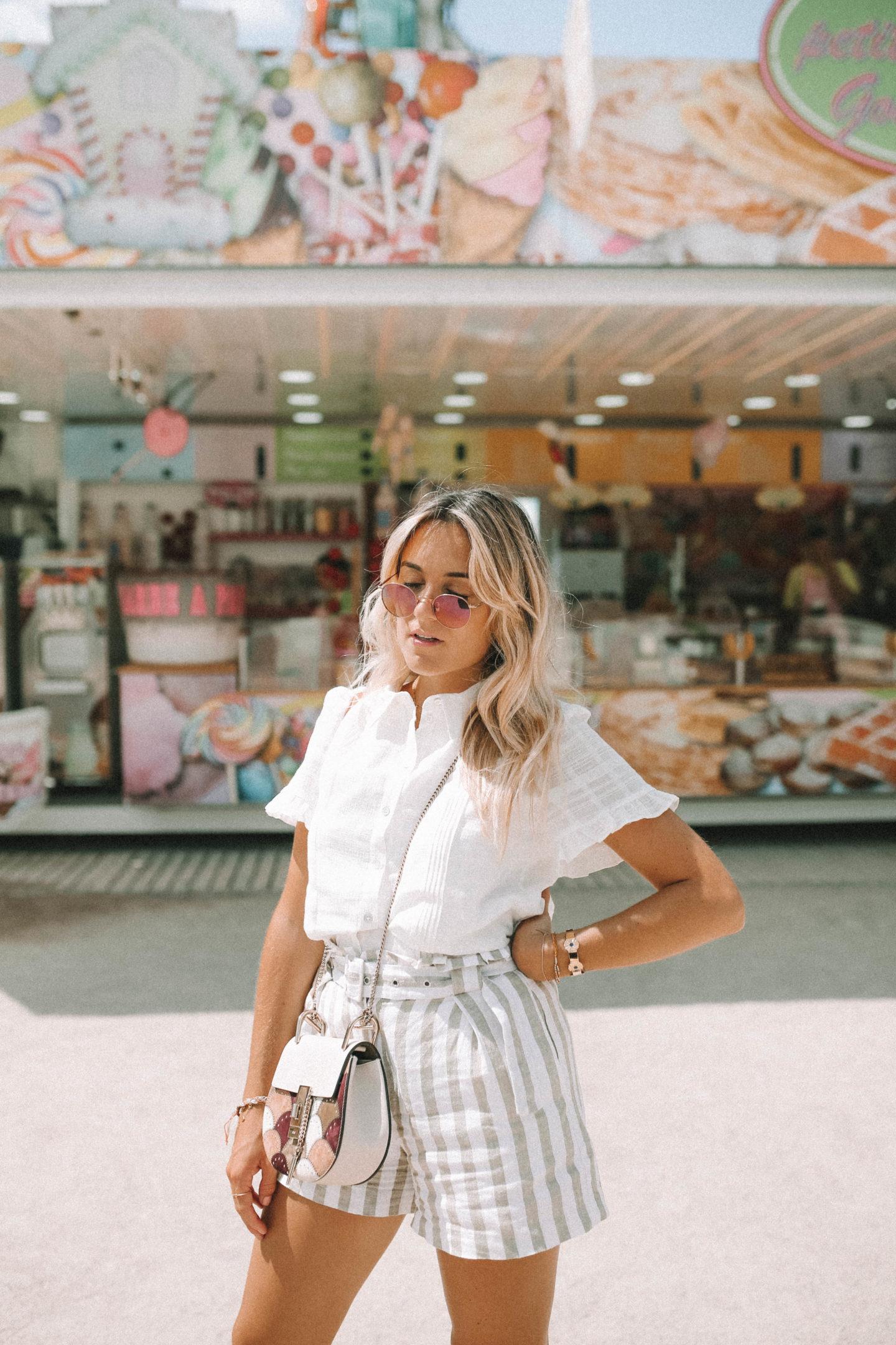 Lunettes Jimmy Fairly - Blondie Baby blog mode et voyages Paris
