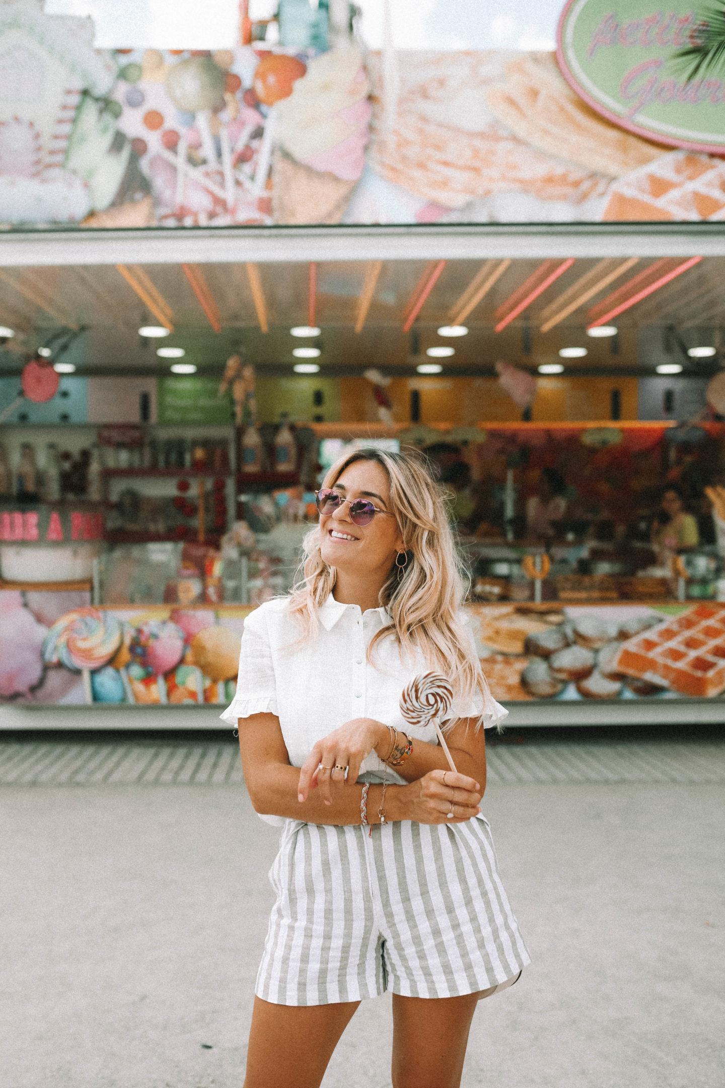 Jardin des Tuileries - Blondie Baby blog mode et voyages Paris
