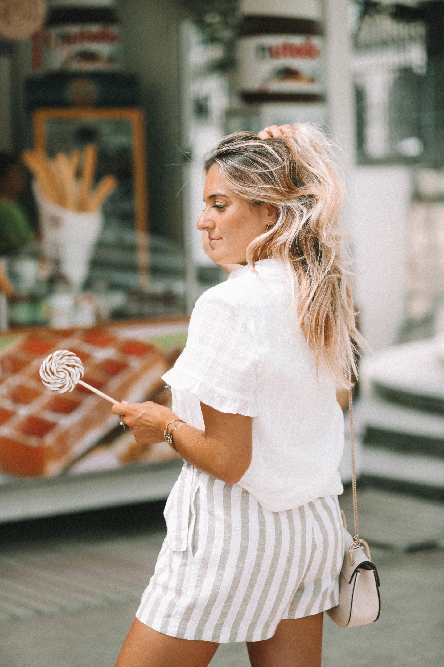 Blouse Balzac Paris - Blondie Baby blog mode et voyages Paris